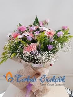 Mevsim / Kırçiçekleri Buketi
